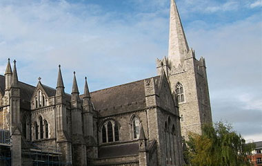 Churches in Dublin