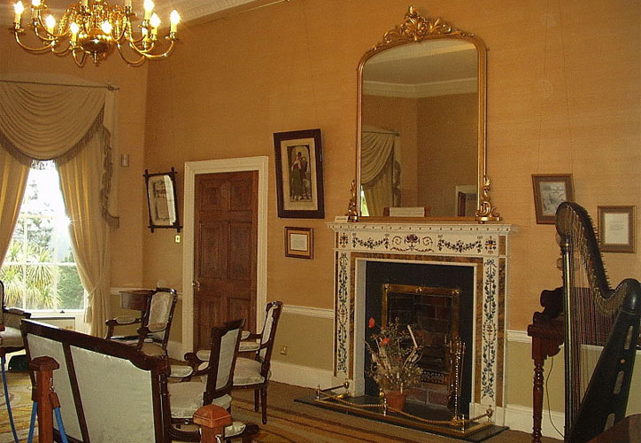 Avondale house dublin places to visit for Avondale house