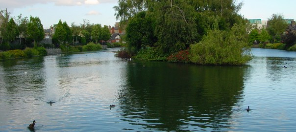 Blessington Street Basin